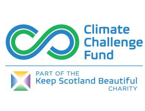 The Scottish Government's Climate Challenge Fund is OPEN